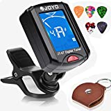 Best Clip On Tuners - PACETAP Guitar Tuner Clip on Chromatic Digital Tuner Review