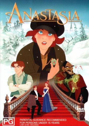 Anastasia, Anya, animated movie, grand duchess Anastasia Romanov, Russia, 1997, 20th century fox, Dimitri, Rasputin