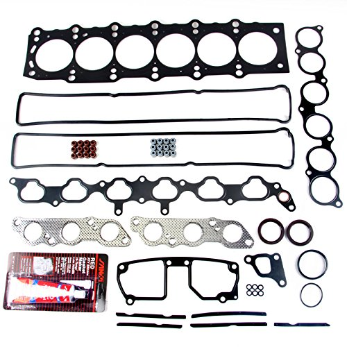 - SCITOO Replacement for Engine Cylinder Head Gasket Set fit Lexus GS300 Lexus SC300 Toyota Supra 3.0L l6 1992-1998 nEngine Head Gaskets Kit Set