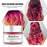 Red Temporary Hair Dye Wax 4.23 oz, HailiCare