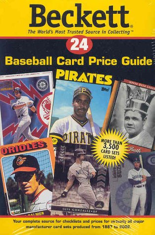 Beckett Baseball Card Price Guide (Beckett Baseball Card Price Guide, 24)