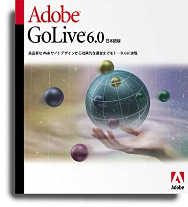 Amazon | Adobe GoLive 6.0 日本...