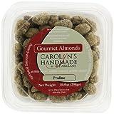 Carolyn's Handmade Gourmet Deli Tub, Praline Almonds, 10.5 Ounce