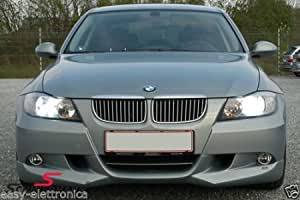 H7 100 W COB LED Bombillas Par Canbus para BMW serie 3 Gran Turismo F34 2013-en Adelante