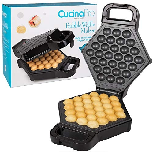 Bubble Waffle Maker Electric