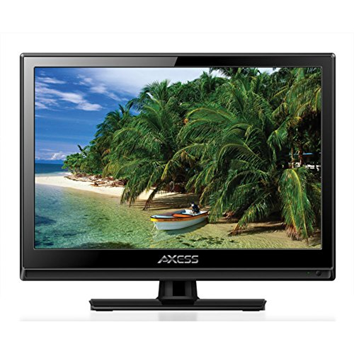 Axess 13.3 High-Definition LED TV Consumer Electronics