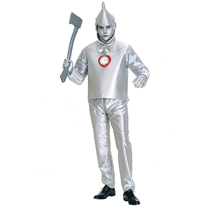 8a27c9dadfb81 Amazon.com  Rubie s Costume Co Men s Wizard Of Oz Tin Man Costume ...