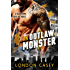AN OUTLAW MONSTER (A Back Down Devil MC Romance Novel)