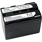 Kastar Battery (1-Pack) for Canon BP-945, BP-950, BP-970, Canon C2, FV1, FV500, Optura, Ultura, Vistura, DM-XL2, DM-MV20, E65AS, ES-8600 Hi8, G2000, GL2, MV200i, UC-V300, V75Hi, XH-G1, XL-H1, XM2, XV3