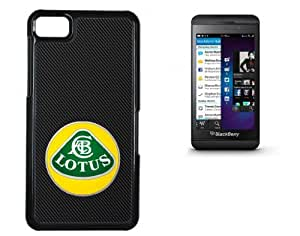 Blackberry Z10 Hard Case with printed Design Lotus