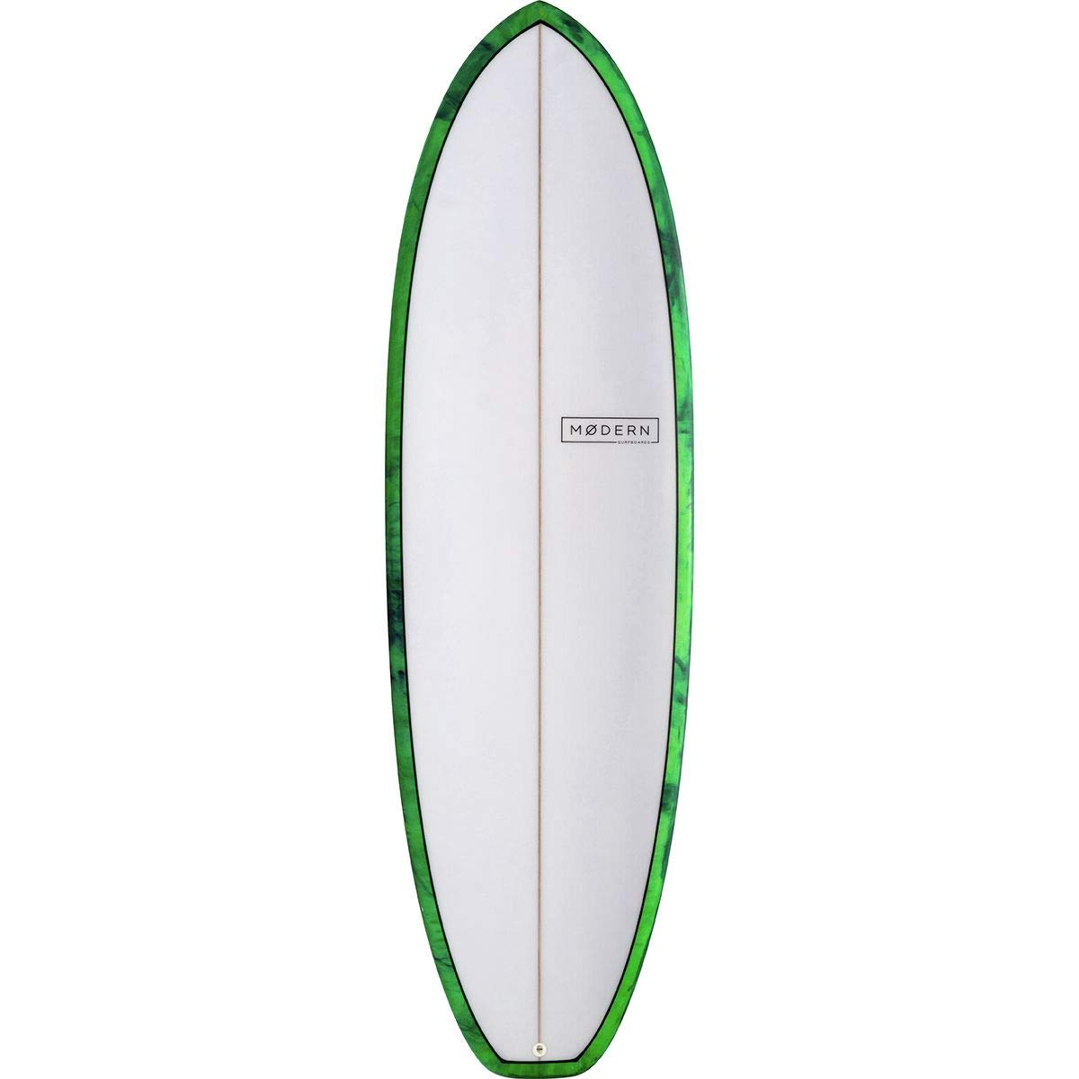 Modern Surfboards Highline PU Surfboard Sea Tint, 6ft 4in by Modern Surfboards