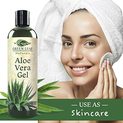 aloe gel for face