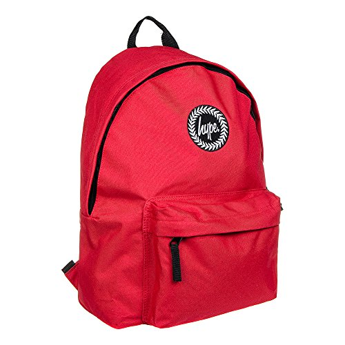 Just Hype Hype Kit Bag - Shoulder Bag Polyester Men's One-size Plain Red