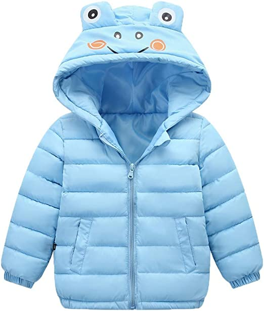 New Winter Infant Baby Boy Girl Romper Jacket Hooded Warm Thick Coat Outerwear Drop Shipping
