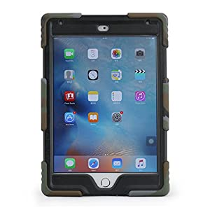 iPad Mini 4 case for Kids Aceguarder Shockproof Silicone Case by ACEGUARDER®
