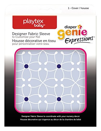 diaper-genie-playtex-expressions-fabric-sleeve-blue-tile-by-diaper-genie