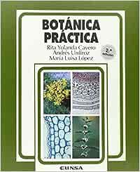 Botánica práctica (Ciencias biológicas): Amazon.es: Rita