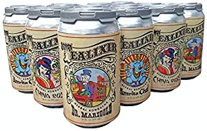 TEALIXIR HERBAL KOMBUCHA TEA - Variety Pack - Inspired By The Traditions Of Ayurveda, Traditional Chinese Medicine And North American Folk Medicine ~ 12 PACK (Variety)