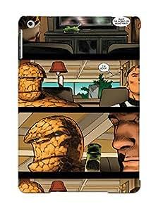 Premium [BuGRVPH6461sNMuH]season 9 Dc Animated Fantastic Four Gold Tandard Green Lantern Dc Case For Ipad Air- Eco-friendly Packaging