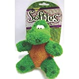 Softies Terry Toby Turtle Dog Toy, My Pet Supplies