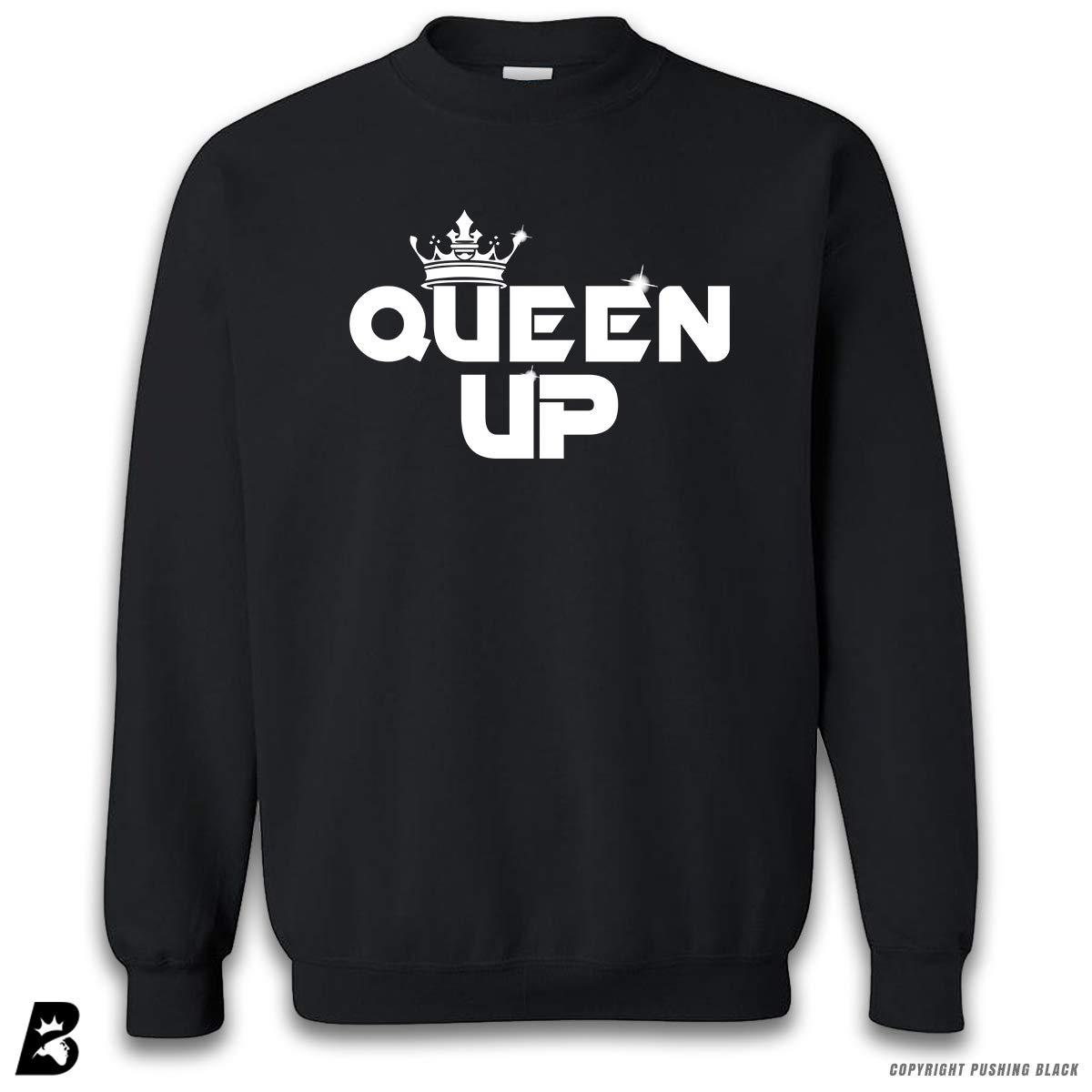 Queen Up Premium Unisex Sweatshirt