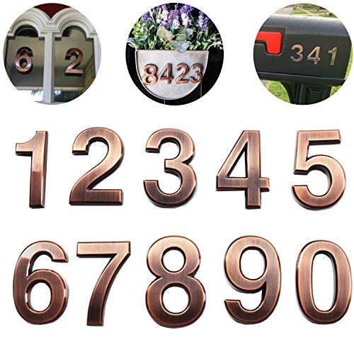 Top Mailbox Numbers