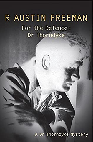 book cover of For the Defence