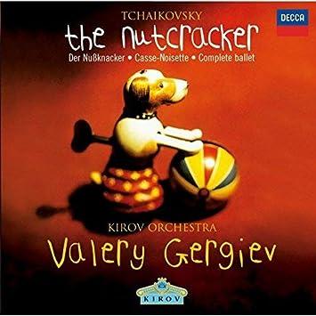 チャイコフスキー:バレエ《くるみ割り人形》全曲(SHM-CD)