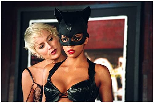 Catwoman 2004 8 Inch By 10 Inch Photograph Sharon Stone