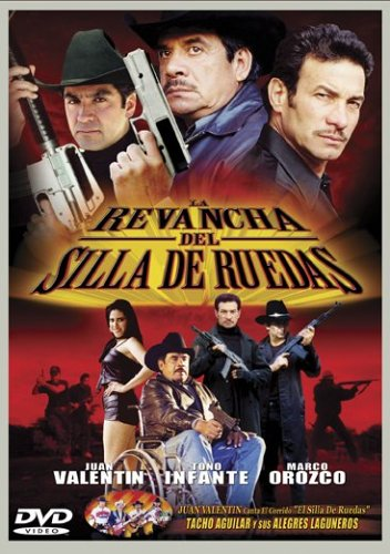 La Revancha Del Silla De Ruedas Usa Dvd Amazones Marco A