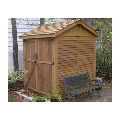 6' Maximizer - Outdoor Living Today Maximizer 6' X 6' Storage Shed