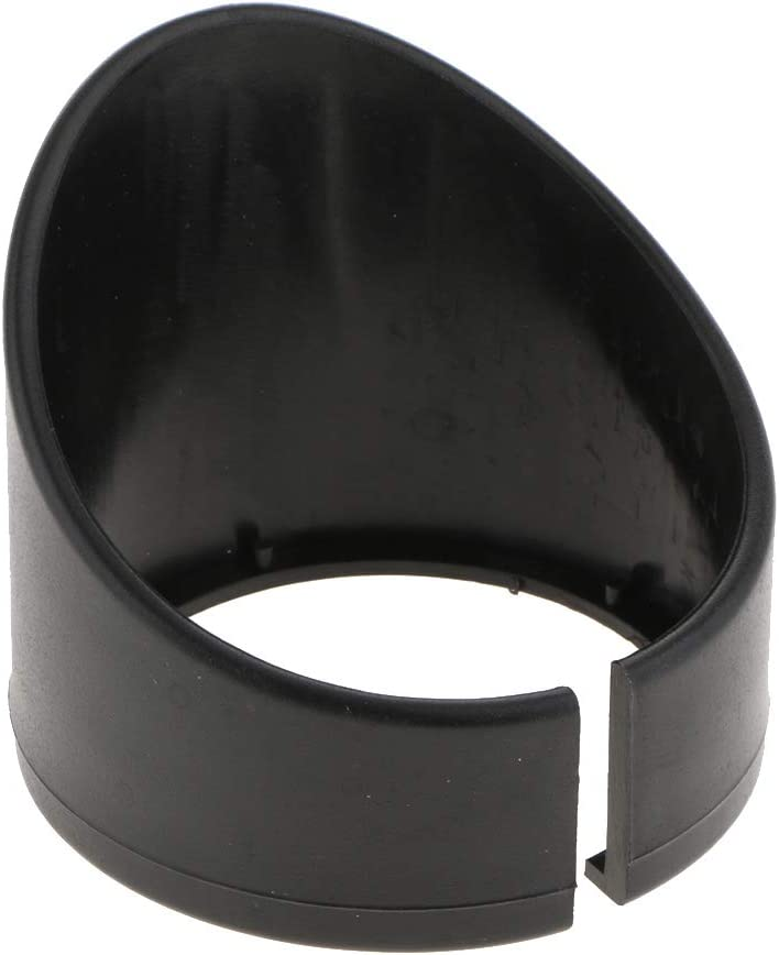 D DOLITY Universal 62mm Gauge Visor Cover Holder