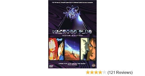 Amazon.com: Macross Plus - Movie Edition: Beau Billingslea ...