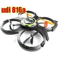 UDIRC U816A 6-Axis GYRO 2.4G RC 4CH 4 Channel UFO Aircraft Quadcopter Mini Heli