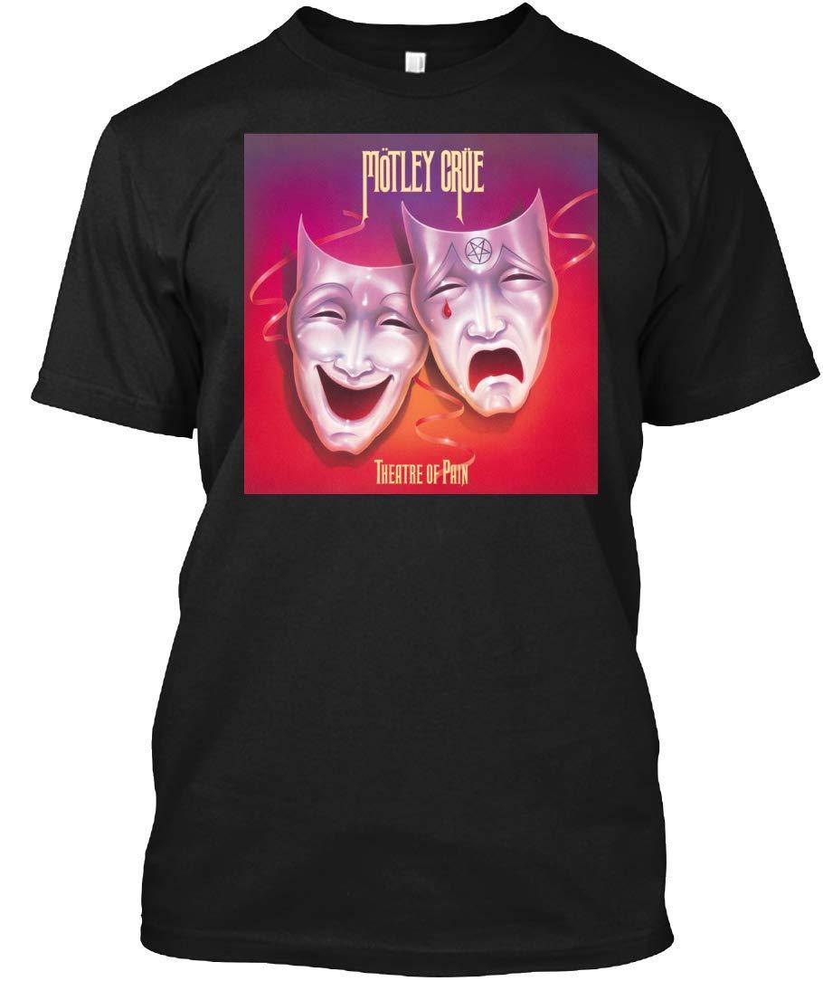 Keng Keng Crue Theatre Of Pain 8 Tee T Shirt 5699