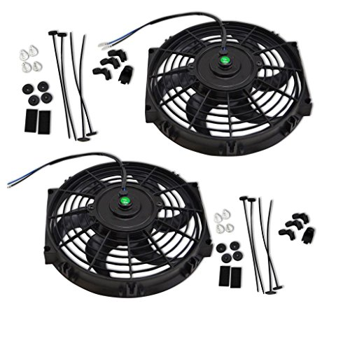 10inch electric fan - 8