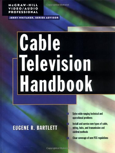 Cable Television Handbook by Brand: McGraw-Hill Professional