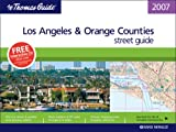 Los Angeles and Orange Counties Street Guide, Rand McNally Staff, 0528859382