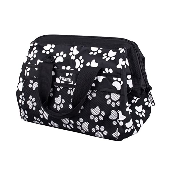 Wahl Paw Print Grooming Bag and Apron Set 2