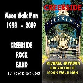 Michael Jackson Moonwalk Man 17 Rock Songs