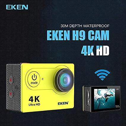 Amazon.com : Best Go Pro Original Eken H9r / H9 Ultra Hd 4k ...