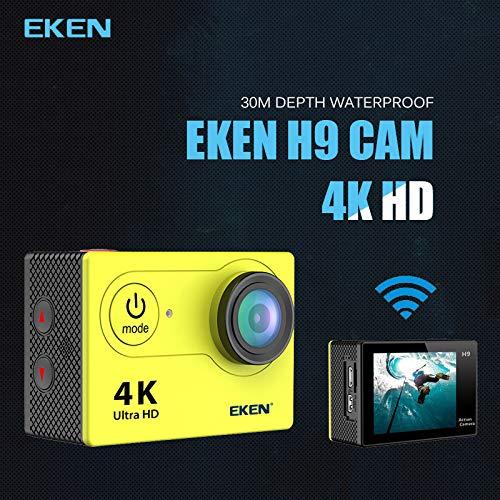 Best Go Pro Original Eken H9r / H9 Ultra Hd 4k Action Camera 30m Waterproof 2.0' Screen 1080p Sport Camera Go Extreme Pro Cam