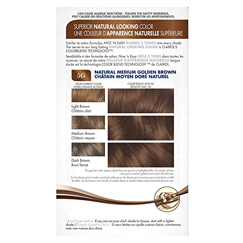 Clairol-Nice-n-Easy-Hair-Color-1175G-Medium-Golden-Brown-1-Kit-Pack-of-3-PACKAGING-MAY-VARY