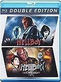hellboy / hellboy - the golden army (2 blu-ray)