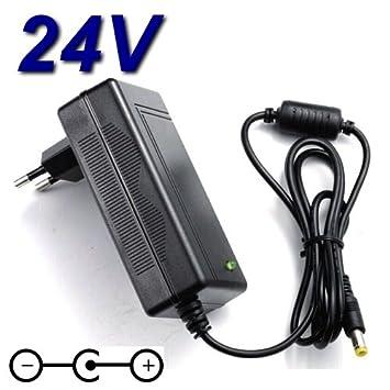 Adaptador Alimentación Cargador 24 V para Scanner HP Scanjet ...