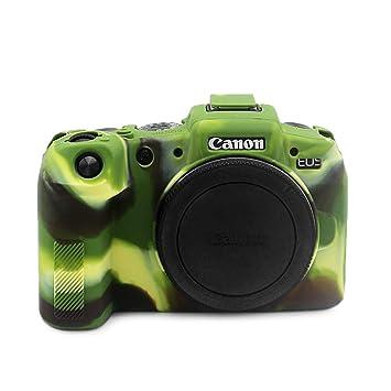 Kinokoo - Carcasa de Silicona para cámara Canon EOS RP, Compatible ...