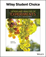 Design and Analysis of Experiments, 9th Edition Front Cover