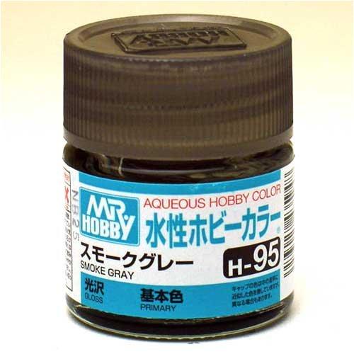 水性ホビーカラー H95 スモークグレー