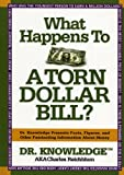 What Happens to a Torn Dollar Bill?, Charles Reichblum, 1579124674