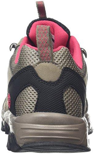 Chaussures Multisport Beige Outdoor rose black 041 Acacia taupe Ii tec Hi Femme qt6waI1cS